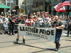 Leather Pride Contingent 2004 - courtesy of Pretzelpaws